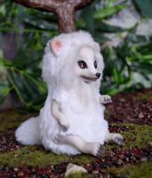 Polar fox 003 by Irik77