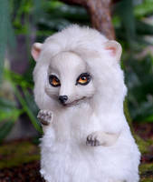 Polar fox 002 by Irik77
