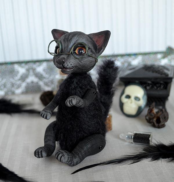Harry Potter cat 001 by Irik77
