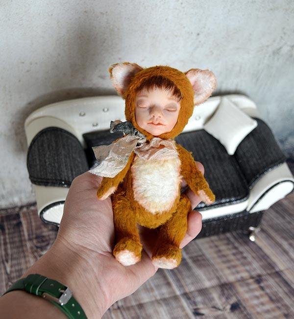 Teddydoll Fox 006 by Irik77