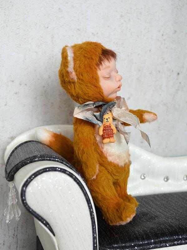 Teddydoll Fox 004 by Irik77