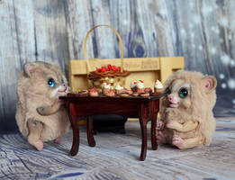 Cute hamsters 001 by Irik77