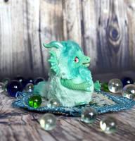 Little sea dragon 005 by Irik77