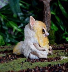 Cute foxes 012 by Irik77