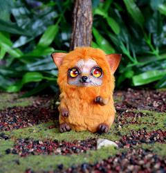 Cute foxes 007 by Irik77