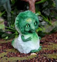 Green Sea Dragon 002 by Irik77