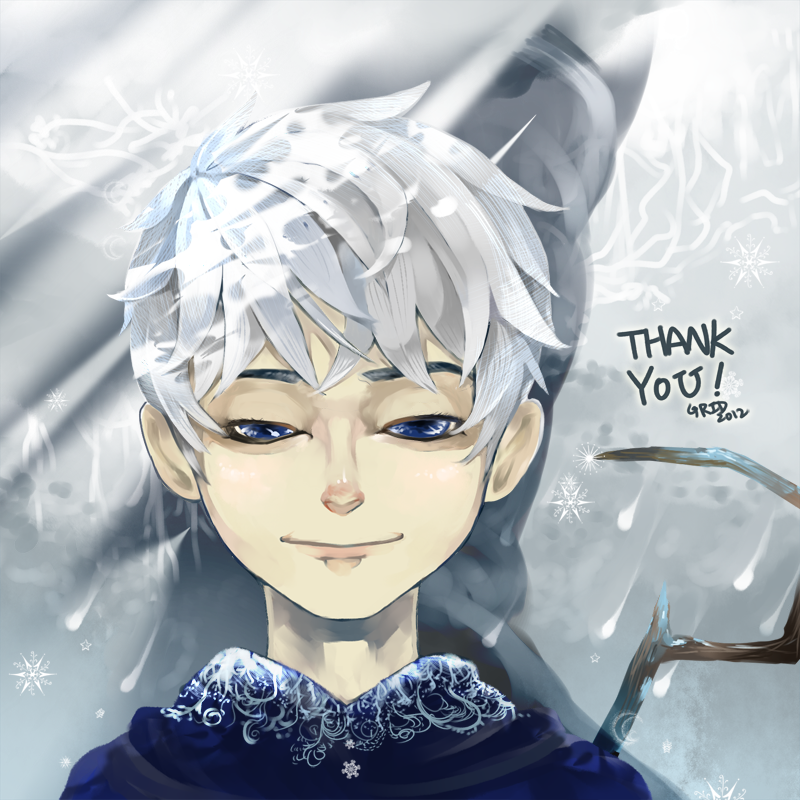 Thank you Jack Frost!! by GRIDyo