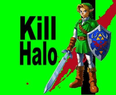 Kill Halo