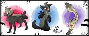 DT FREE Duskenia adoptables CLOSED