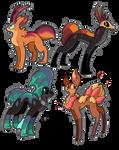 4 FREE creature adoptables CLOSED