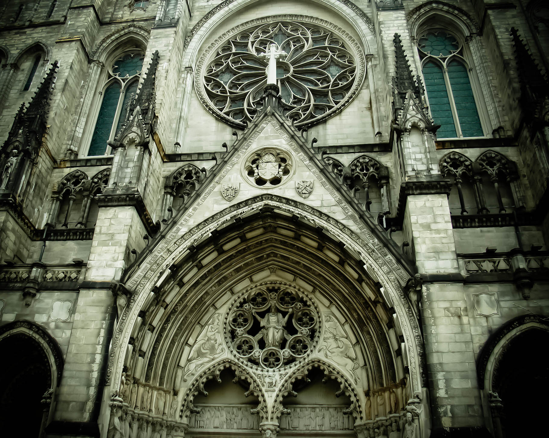 Cathedral of St. John the Divine by *ashleeeyyy on deviantART
