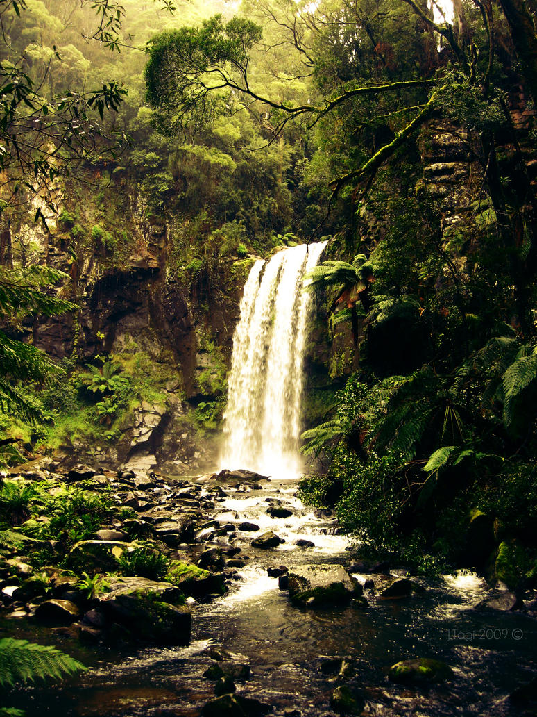 Hopetoun Falls IV by TaGiRoCkS