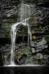 Mt Lofty Waterfall III