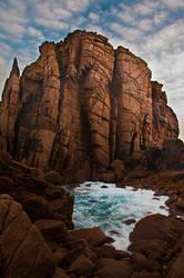 The Pinnacles II by TaGiRoCkS