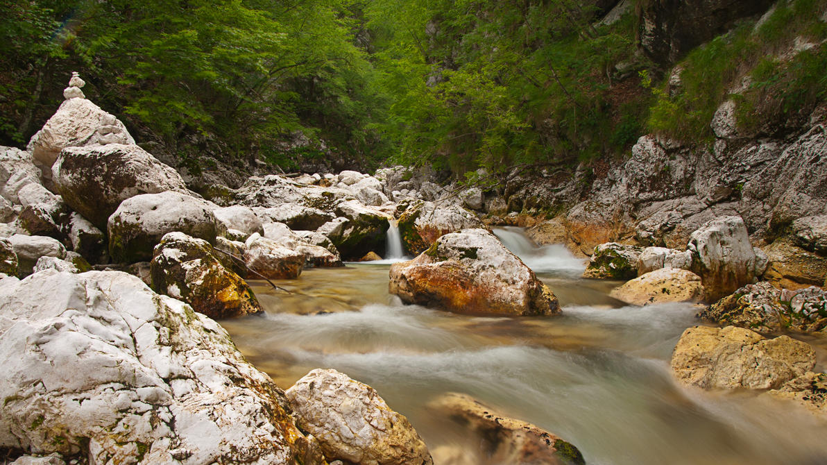 Sava Bohinjka by TaGiRoCkS