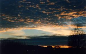 Urban Sunset by mackilvane