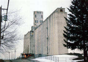 Grain Elevator 2 by mackilvane