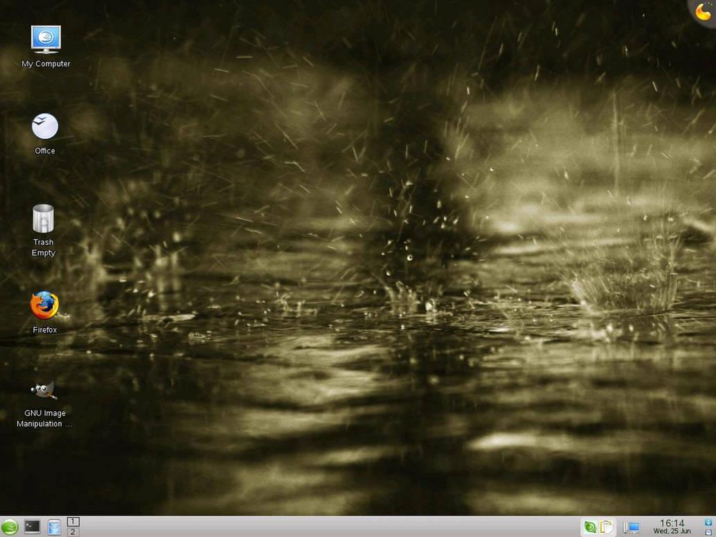 OpenSUSE Desktop