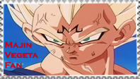 Majin Vegeta fan stamp by Nei-Ning