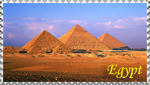 Egypt stamp by Nei-Ning