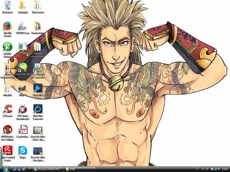 Gan Ning desktop - 16-6-14 by VegetasLittleLover