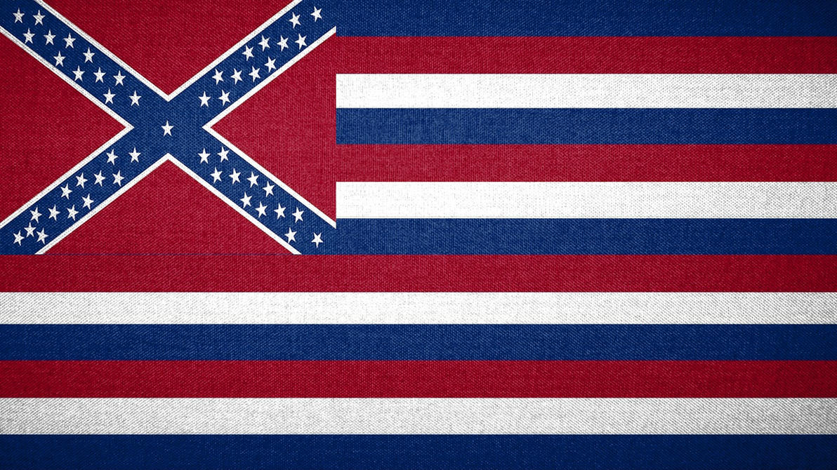 alternate flags confederate states of america by angelalado on