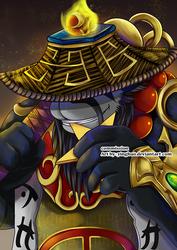 Commission - Pandaren