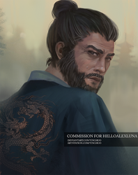 Commission - Helloalexluna
