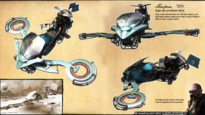 Low Altitude Vehicle / Hoverbike