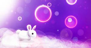 Baby Cloud Bunny by 23MC-Studio