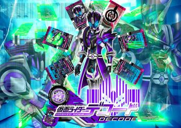 Kamen Rider: Decode [REDUX] by Masked-Accel