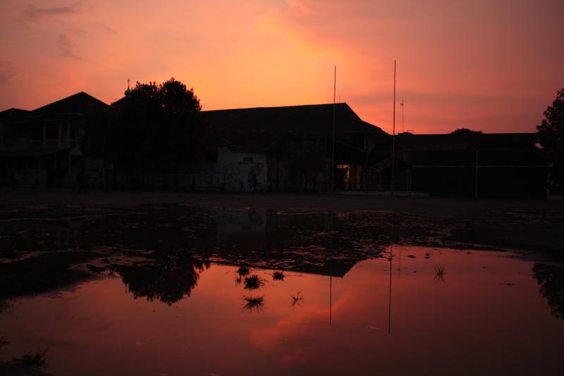 Sunset on Delayota