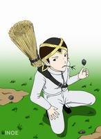 Paijo - The 'Sapulidi' Hunter by i-n-o-e