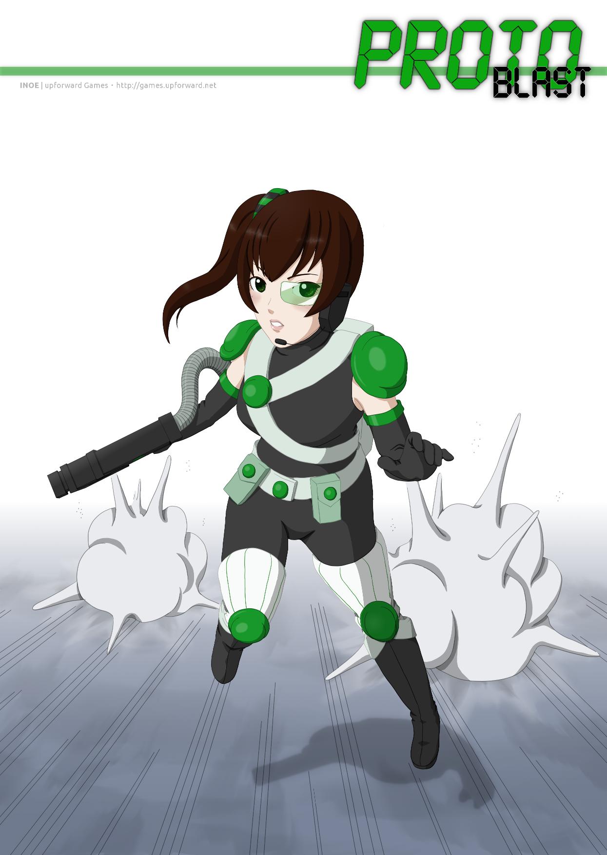 Proto Blast