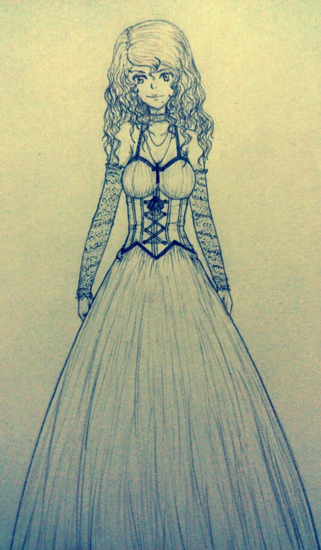 Rosalind by inuyashalovedove