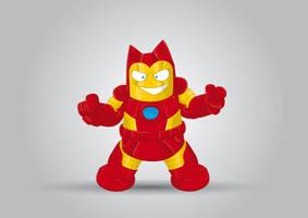 Iron Cat by kalhaaan