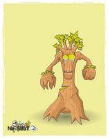 Treant warcraft by kalhaaan