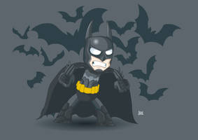 A tribute to Batman DC