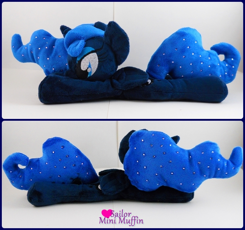 Princess Luna by SailorMiniMuffin