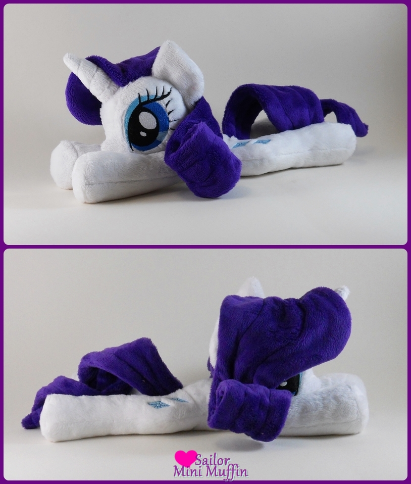 Floppy Rarity Commission by SailorMiniMuffin