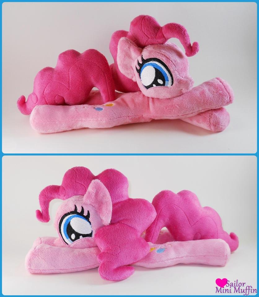 Floppy Pinkie Pie by SailorMiniMuffin