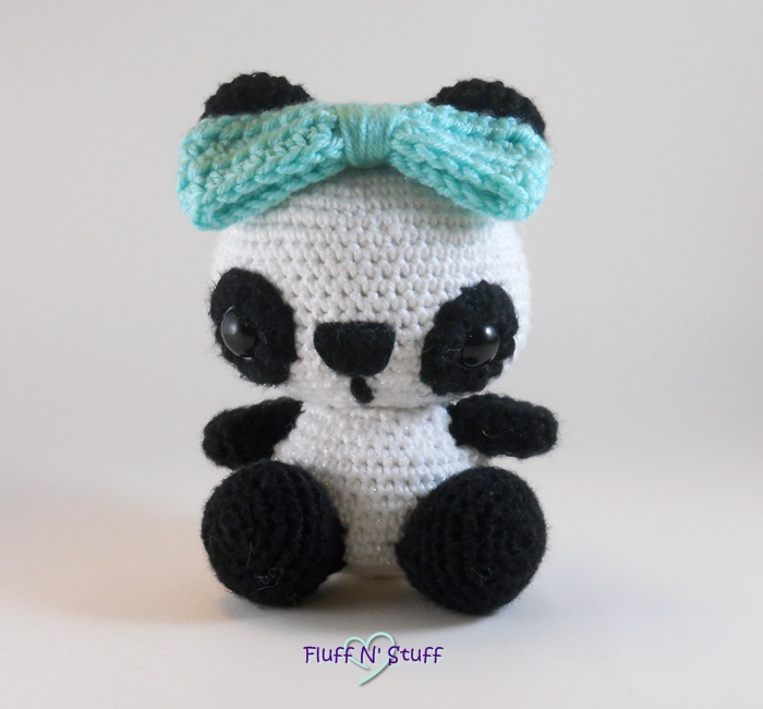 Kawaii Panda Amigurumi by SailorMiniMuffin on DeviantArt