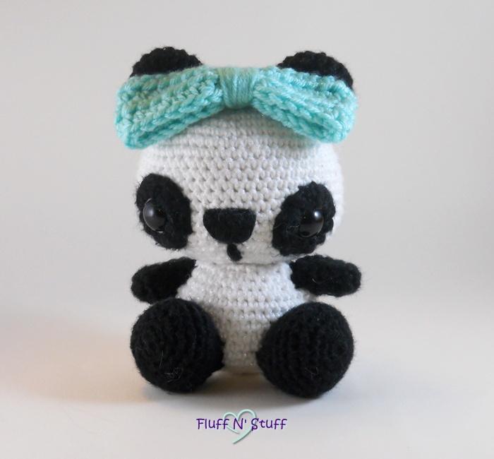 Panda Amigurumi Kawaii : Kawaii Panda Amigurumi by SailorMiniMuffin on DeviantArt