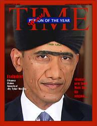 Obama by DrummaBoy07