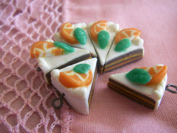 Sample - Carrot an Orange Cake by Tariray