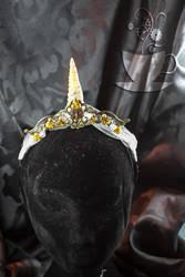 Royal Unicorn Queen Horn