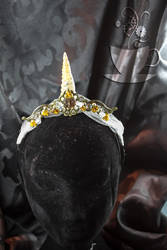 Royal Unicorn Queen Horn by Tariray