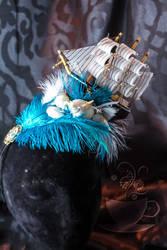 Dreams of adventure headpiece by Tariray