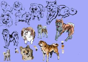 Doggies by Punished-Kom