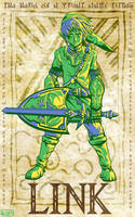 The Hero of Hyrule by Punished-Kom